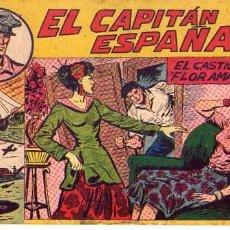 Livros de Banda Desenhada: EL CAPITAN ESPAÑA Nº 32 ULTIMO. Lote 225042040