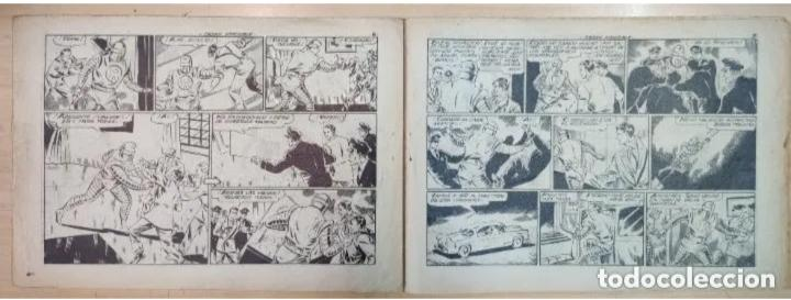 Tebeos: 3 COMICS - JOHNNY FOGATA - VALENCIA, 1960-1970 - Foto 3 - 225175653