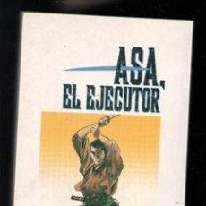 Livros de Banda Desenhada: ASA EL EJECUTOR 9, KOIKE KAZUO, KOJIMA COSEKI. Lote 225828508