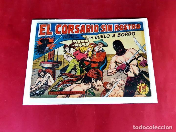 EL CORSARIO SIN ROSTRO ORIGINAL Nº 30 - 1959 MAGA - MANUEL GAGO-IMPECABLE ESTADO (Tebeos y Comics - Maga - Otros)
