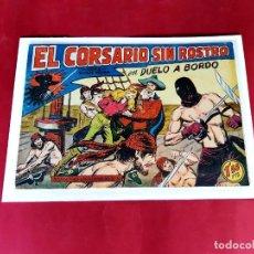 Tebeos: EL CORSARIO SIN ROSTRO ORIGINAL Nº 30 - 1959 MAGA - MANUEL GAGO-IMPECABLE ESTADO. Lote 226012307