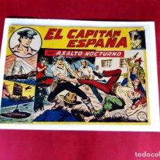 Tebeos: EL CAPITAN ESPAÑA Nº 13 -ORIGINAL -M.GAGO-IMPECABLE ESTADO. Lote 226013230