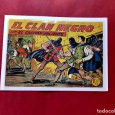 Tebeos: EL CAPITAN VALIENTE Nº 20 EDITORIAL MAGA ORIGINAL-IMPECABLE ESTADO. Lote 226015090
