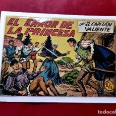 Tebeos: EL CAPITAN VALIENTE Nº 19 EDITORIAL MAGA ORIGINAL-IMPECABLE ESTADO. Lote 226015302