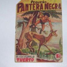 Tebeos: MAGA PEQUEÑO PANTERA NEGRA ORIGINAL 77. Lote 226948885
