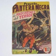 Tebeos: MAGA PEQUEÑO PANTERA NEGRA ORIGINAL 80. Lote 226949045