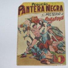 Tebeos: MAGA PEQUEÑO PANTERA NEGRA ORIGINAL 104. Lote 226950055