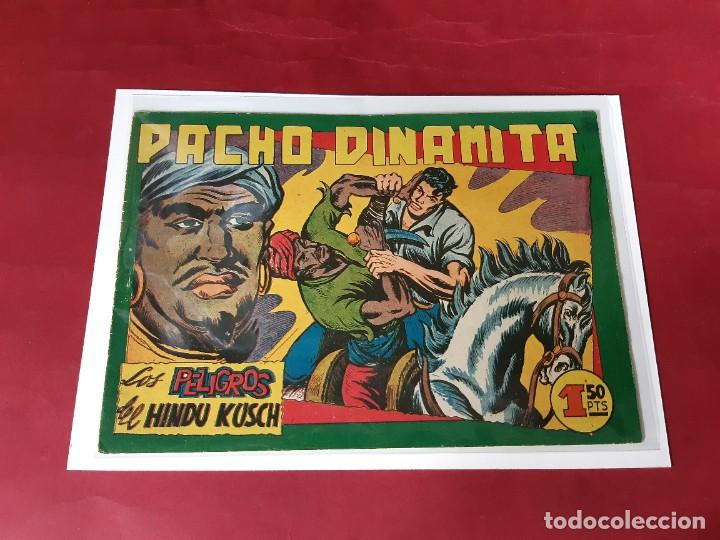 PACHO DINAMITA Nº 135 -ORIGINAL-EXCELENTE ESTADO (Tebeos y Comics - Maga - Otros)