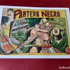 Tebeos: PANTERA NEGRA Nº 42 -ORIGINAL-EXCELENTE ESTADO. Lote 227221120