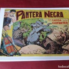 Tebeos: PANTERA NEGRA Nº 5 -ORIGINAL-EXCELENTE ESTADO. Lote 227221425