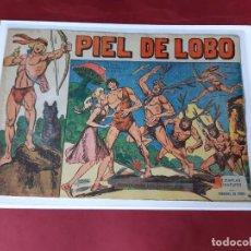 Tebeos: PIEL DE LOBO Nº 1 EDITORIAL MAGA -ORIGINAL -EXCELENTE ESTADO. Lote 227222965