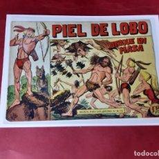 Tebeos: PIEL DE LOBO Nº 13 EDITORIAL MAGA -ORIGINAL -EXCELENTE ESTADO. Lote 227223520