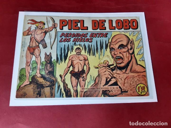 PIEL DE LOBO Nº 17 EDITORIAL MAGA -ORIGINAL -EXCELENTE ESTADO (Tebeos y Comics - Maga - Piel de Lobo)