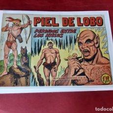Tebeos: PIEL DE LOBO Nº 17 EDITORIAL MAGA -ORIGINAL -EXCELENTE ESTADO. Lote 227223644