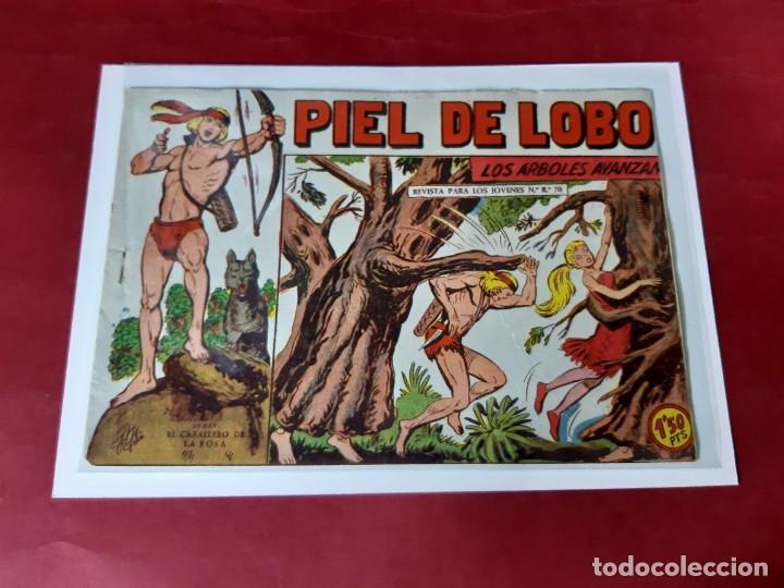 PIEL DE LOBO Nº 76 -17-72-13-10 - RESERVADO A PACOMIX - (Tebeos y Comics - Maga - Piel de Lobo)
