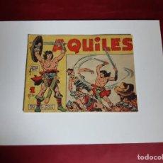 Tebeos: AQUILES - Nº 1 - EDITORIAL MAGA 1962-BUEN ESTADO. Lote 227562980