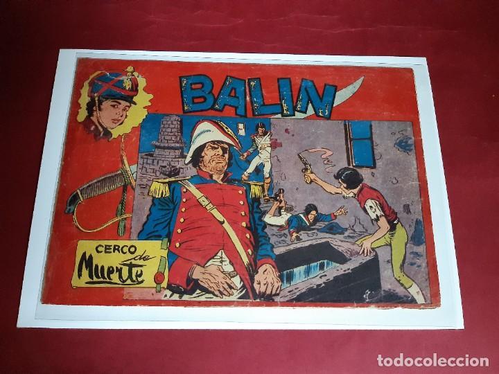 BALIN Nº 26 -ORIGINAL-MAGA (Tebeos y Comics - Maga - Otros)