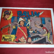 Tebeos: BALIN Nº 26 -ORIGINAL-MAGA. Lote 227569260