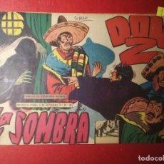 Tebeos: DON Z Nº 17 LA SOMBRA.EDITORIAL MAGA. ORIGINAL. Lote 227763560