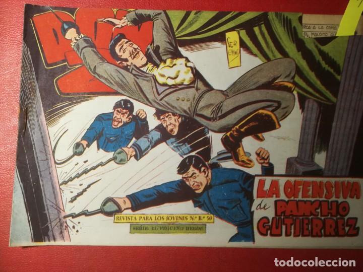 DON Z Nº 57, LA OFENSIVA DE PANCHO GUTIERREZ.EDITORIAL MAGA. ORIGINAL (Tebeos y Comics - Maga - Don Z)