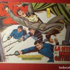 Tebeos: DON Z Nº 57, LA OFENSIVA DE PANCHO GUTIERREZ.EDITORIAL MAGA. ORIGINAL. Lote 227764990