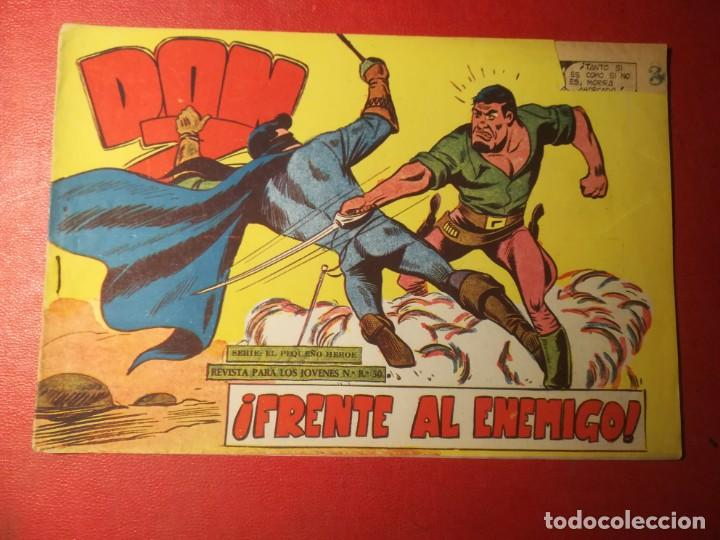 DON Z Nº 61, FRENTE AL ENEMIGO.EDITORIAL MAGA. ORIGINAL (Tebeos y Comics - Maga - Don Z)