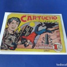 Livros de Banda Desenhada: CARTUCHO Y PATATA Nº 12 ORIGINAL-. Lote 227849350