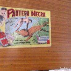 Tebeos: PANTERA NEGRA DE 2 PTS Nº 3 EDITA MAGA. Lote 227947670