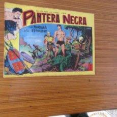 Tebeos: PANTERA NEGRA DE 2 PTS Nº 7 EDITA MAGA. Lote 227947790