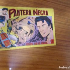 Tebeos: PANTERA NEGRA DE 2 PTS Nº 11 EDITA MAGA. Lote 227947825