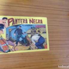 Tebeos: PANTERA NEGRA DE 2 PTS Nº 30 EDITA MAGA. Lote 227948262
