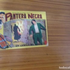 Tebeos: PANTERA NEGRA DE 2 PTS Nº 34 EDITA MAGA. Lote 227948385