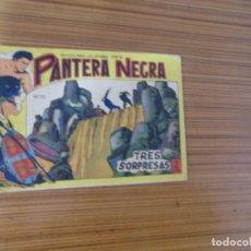 Tebeos: PANTERA NEGRA DE 2 PTS Nº 35 EDITA MAGA. Lote 227948505