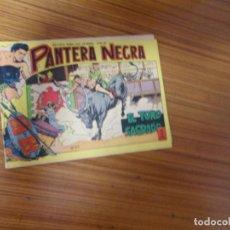 Tebeos: PANTERA NEGRA DE 2 PTS Nº 47 EDITA MAGA. Lote 227948997