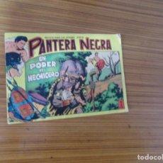 Tebeos: PANTERA NEGRA DE 2 PTS Nº 53 EDITA MAGA. Lote 227949180