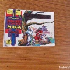 Tebeos: CORAZA DE CASTILLA Nº 4 EDITA MAGA. Lote 228390000