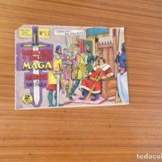 Livros de Banda Desenhada: CORAZA DE CASTILLA Nº 33 EDITA MAGA. Lote 228390210