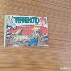 Tebeos: TERREMOTO Nº 2 EDITA MAGA. Lote 228392415