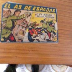 Giornalini: EL AS DE ESPADAS Nº 27 EDITA MAGA. Lote 228616890