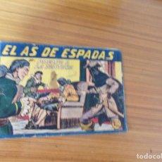 Giornalini: EL AS DE ESPADAS Nº 30 EDITA MAGA. Lote 228617625