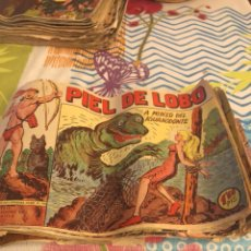 Livros de Banda Desenhada: LOTE DE 20 CÓMIC PIEL DE LOBO. Lote 228780620