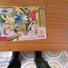 Livros de Banda Desenhada: APACHE 2ª Nº 17 EDITA MAGA. Lote 228865395