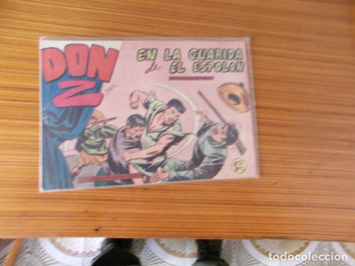DON Z Nº 9 EDITA MAGA (Tebeos y Comics - Maga - Don Z)