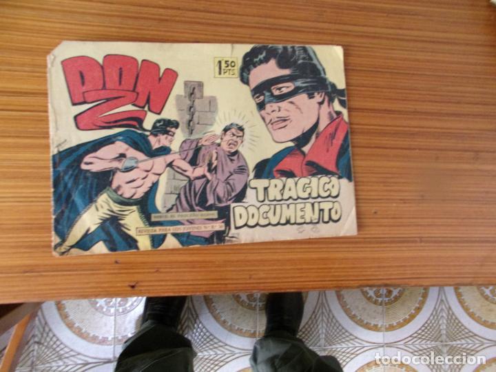 DON Z Nº 12 EDITA MAGA (Tebeos y Comics - Maga - Don Z)