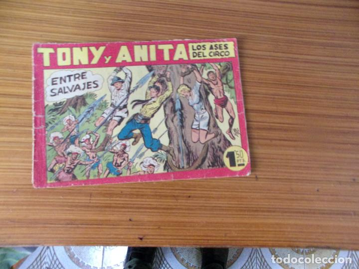 TONY Y ANITA Nº 143 EDITA MAGA (Tebeos y Comics - Maga - Tony y Anita)