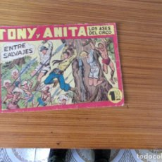 Livros de Banda Desenhada: TONY Y ANITA Nº 143 EDITA MAGA. Lote 229501535