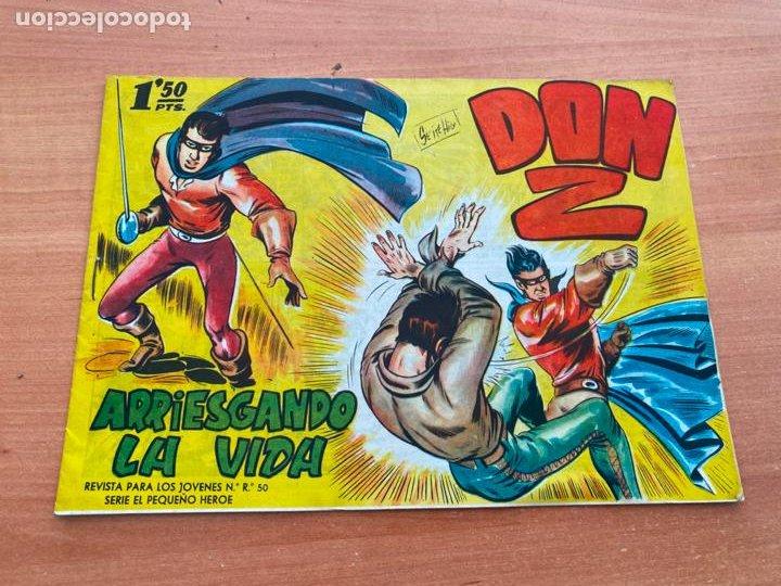 DON Z Nº 2 ORIGINAL (ED. MAGA) (COIB166) (Tebeos y Comics - Maga - Don Z)