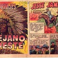 Livros de Banda Desenhada: REPORTYAJES LEJANO OESTE Nº 5. Lote 231046915