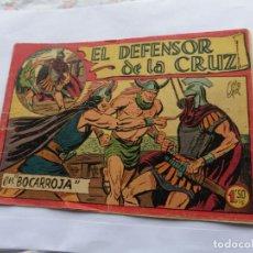 Tebeos: DEFENSOR DE LA CRUZ Nº 37 GAGO ORIGINAL. Lote 231445245
