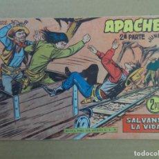 BDs: APACHE Nº 66 2 ª PARTE ORIGINAL EDITORIAL MAGA. Lote 232666850